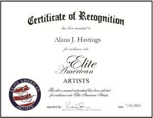 Alana J. Hastings