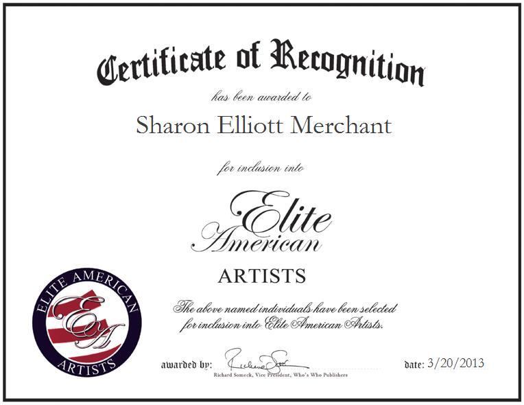 Sharon Elliott Merchant