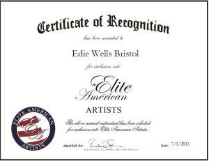 Edie Wells Bristol