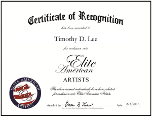 Lee, Timothy 1307516