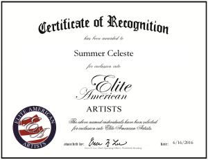 Celeste, Summer 2039657