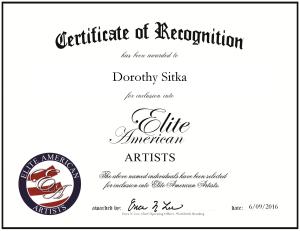 Sitka, Dorothy 2089214